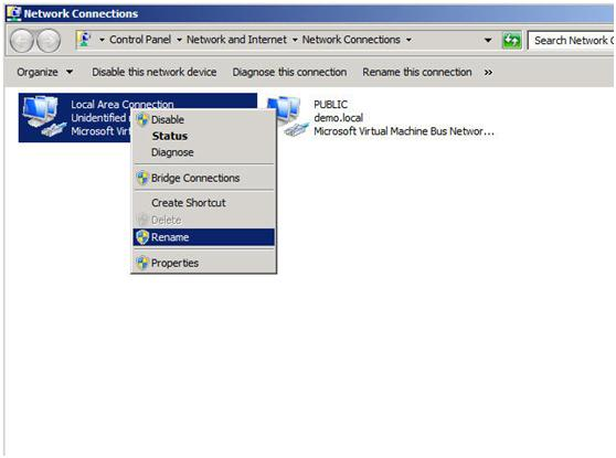 Step-by-Step: Configuring a 2-node multi-site cluster on Windows Server 2008 R2 – Part 1 (2/6)