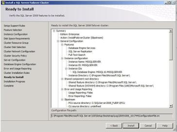Step-by-Step: Configuring a 2-node multi-site cluster on Windows