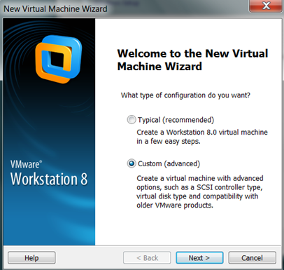 How To Install Windows Server 8 Beta On VMware Workstation 8