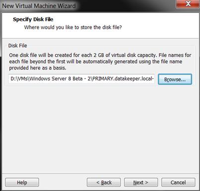 How To Install Windows Server 8 Beta On VMware Workstation 8
