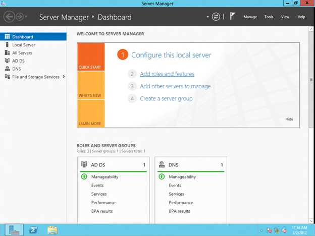 Step-by-Step: Configuring Windows Server 8 Beta iSCSI Target Software for Use in a Cluster (1/6)