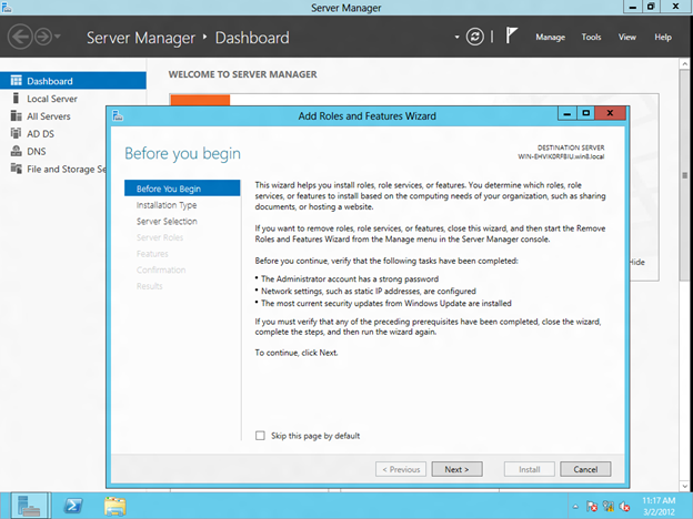 Step-by-Step: Configuring Windows Server 8 Beta iSCSI Target Software for Use in a Cluster (2/6)