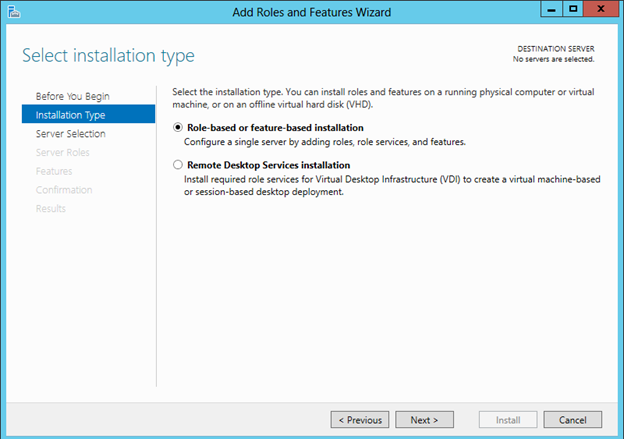 Windows Server 2012 Clustering Step-by-Step (1/6)