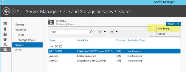 Clustering Windows Server 2012 Step-By-Step