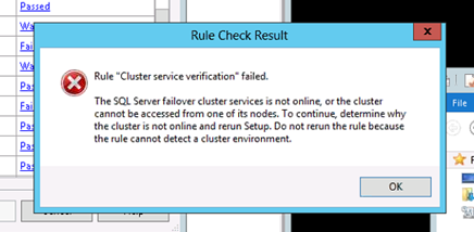 Installing SQL Server 2008 R2 In A Windows Server 2012 Cluster