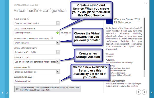 Extending Your Datacenter To The Azure Cloud