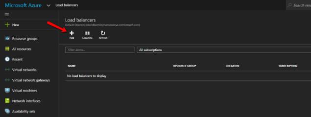 การปรับใช้เซิร์ฟเวอร์การโอนย้ายไฟล์โหนด 2 โหนดใน Azure