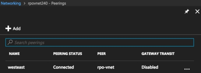 What Is The Network Speed Between Azure Regions Connected With Virtual Network Peering?
