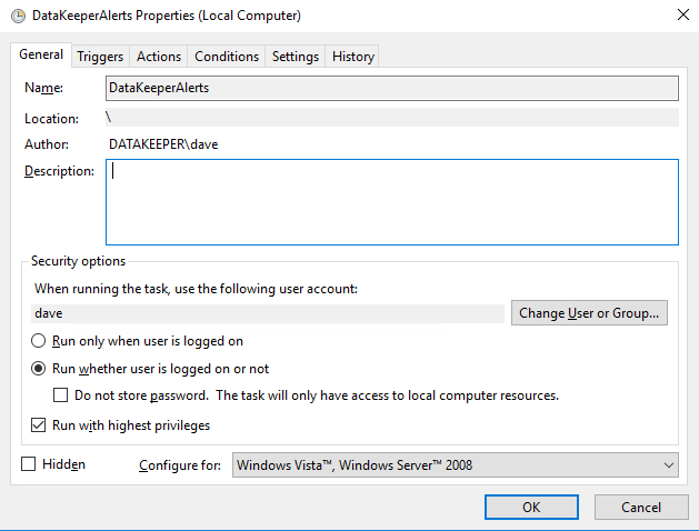 Trigger Email Alerts From Windows Event Using Windows Server 2016
