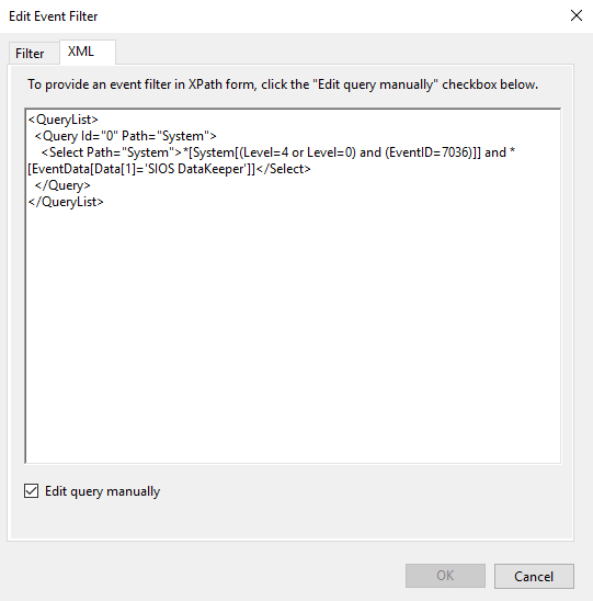 Service - XML