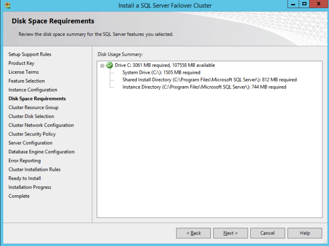 How to Configure a SQL Server 2008 R2 Failover Cluster Instance in