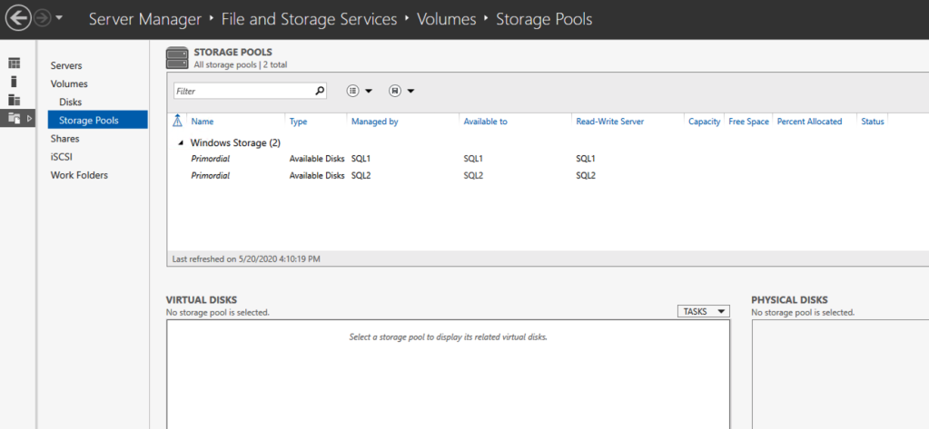 Step-by-Step: iSCSI Target Server Cluster in Azure